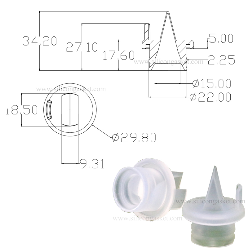 Breast Pump Valve