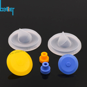 Silicone Non Return Valve