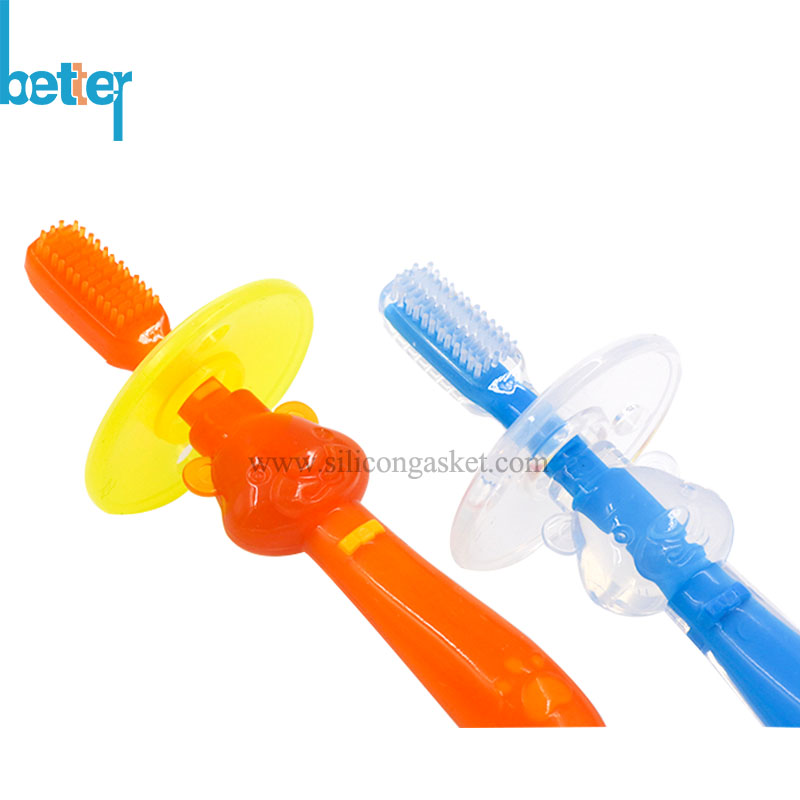 Silicone Toothbrush for Babies
