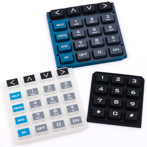 Custom made Silicone Keypad