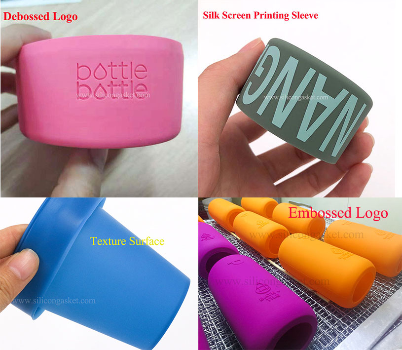 Silicone Bottle Covers